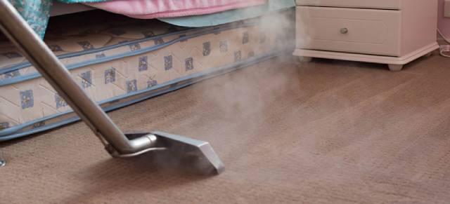 بخارشویی موکت اتاق خواب کودک | زت کارپت