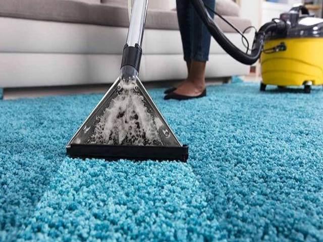 موکت شو یا جارو برای نظافت موکت | شرکت زت کارپت