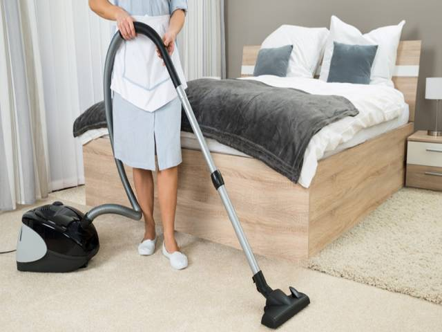 روش های مختلف نظافت موکت هتل | شرکت زت کارپت