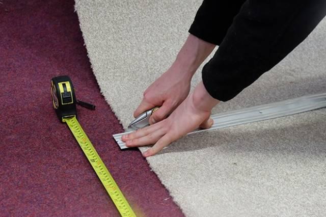 نحوه تعیین اندازه محیط برای موکت | شرکت زت کارپت