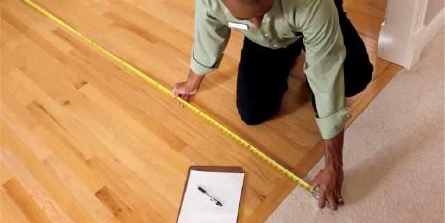 ابزار مورد نیاز برای اندازه گیری مساحت اتاق | شرکت زت کارپت