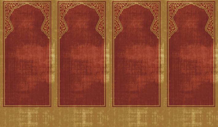 موکت مسجد کد RF05 کاشان