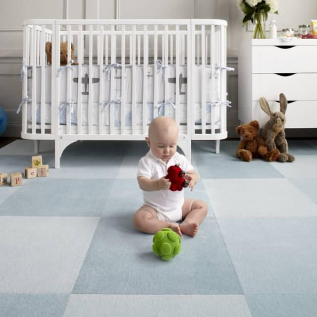 نکات مهم در خرید موکت برای اتاق کودک | شرکت زت کارپت