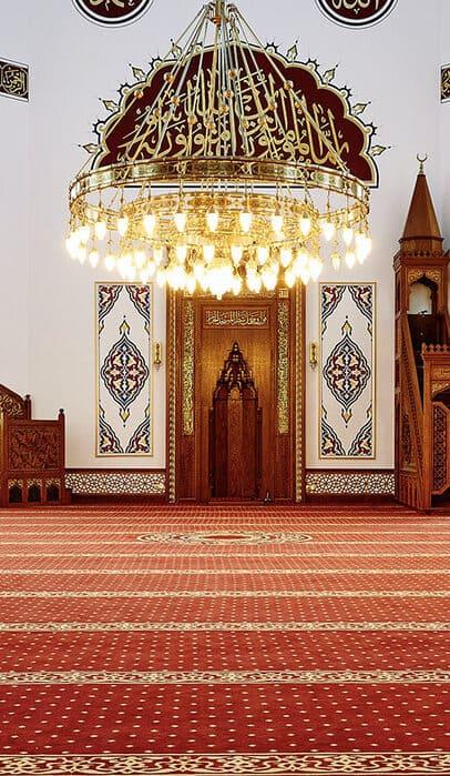 موکت مسجد هتلی   مجموعه زت کارپت
